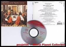 "GOMBERT ""Missa Tempore Paschali"" (CD)Henry's Eight 1997"