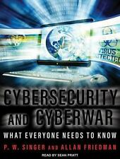Cybersecurity and Cyberwar : What Everyone Needs to Know by Allan Friedman...