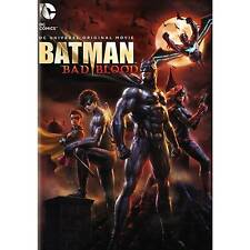 Batman Bad Blood DVD DC Comics Universe Animated Original Movie NEW SEALED US Ed