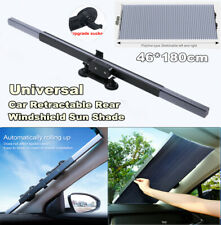 180*46cm Retractable Car Windshield Visor Universal Cool insulate heat anti-UV
