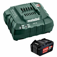 Genuine Metabo 625591000 18V Li-Ion 4.0Ah Battery with ASC30-36 Charger