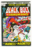 MARVEL AMAZING ADVENTURES BLACK BOLT & THE INHUMANS #9 1971 NM MAGNETO APPEARS