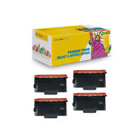 4 Compo Compatible Toner Cartridge TN850 for Brother DCP-L5500DN DCP-L5600DN