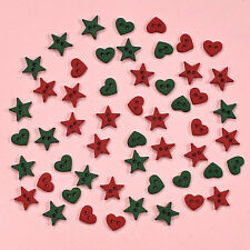 DRESS IT UP Buttons Christmas Garland 1177 - Embellishment - Xmas
