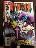 Wolverine #72 FN 1993 Marvel Comic