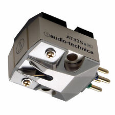 Audio-Technica at33sa moving Coil (mc) fonocaptor Cartridge High End! nuevo + embalaje original!
