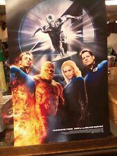 """Fantastic Four Rise of the Silver Surfer mini movie poster 13""""x20"""" Jessica Alba"""