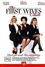 THE FIRST WIVES CLUB New Dvd GOLDIE HAWN BETTE MIDLER ***