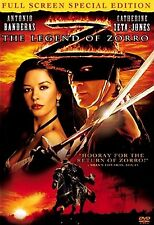 The Legend of Zorro FS Special Edition Banderas NEW DVD