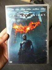 The Dark Knight (2008) Batman DVD