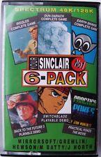 VINTAGE YOUR SINCLAIR NO 1 6-PACK MARCH 1991 FOR SPECTRUM 48K/128K