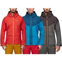 PYUA Gorge-Y Herren Skijacke Snowboardjacke Ski-Tourenjacke Shell Funktionsjacke
