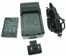 Battery + Charger for Nikon Coolpix P7000 P7100 P7700 P7800 Digital Camera