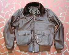 Bogen & Tanenbaum USN WW-2 REPRO AN-6552, M-422A, G-1, A-2 LEATHER FLIGHT JACKET