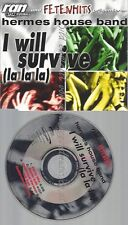 CD--HERMES HOUSE BAND -- --- I WILL SURVIVE