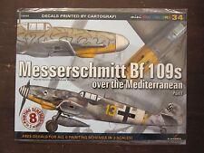 Kagero: Messershcmitt Bf 109s Over the Mediterranean. Part 1 - DECALS