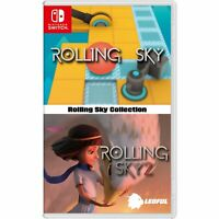 Rolling Sky Collection - Nintendo Switch [NTSC, Adventure, Puzzle, Rhythm] NEW