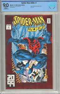 Spider-Man 2099 CBCS 9.0