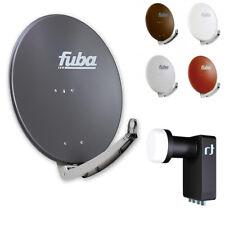 Fuba DAA 780 HD Sat Anlage - 4 Teilnehmer (m. Inverto Quad LNB) - Sat Anlage be