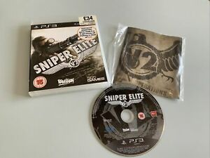 Sniper Elite V2 Sony PlayStation 3 Ps3 With Manual Vgc