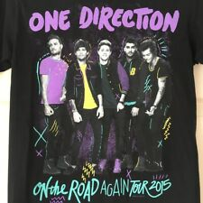 One direction on the road again 2015 tour merch Tshirt Men Women S-4XL V1575