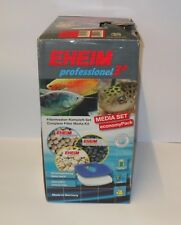 EHEIM PROFESSIONAL 3e - 400, 700, 2076, 2078 COMPLETE MEDIA SET. 2520780