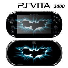 Vinyl Decal Skin Sticker for Sony PS Vita Slim 2000 Batman Dark Knight Rises 1