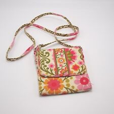 Vera Bradley Tiny Traveler Crossbody purse bag - Retired 2012 Folkloric print