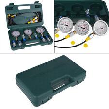 Bagger Messkoffer Hydraulikdruck Messkoffer Kit mit Manometer Messschlauch