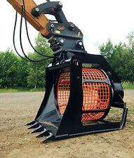 New Hardlife 100SC Screening Bucket - Fits 13/14t excavators - Price inc. VAT!