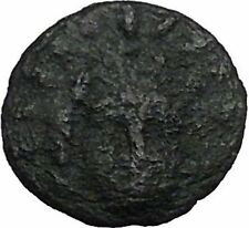 ISTROS Thrace 200-100BC Helios Eagle Dolphin Authentic Ancient Greek Coin i50260