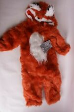 NWT Pottery Barn Kids Woodland Baby Fox costume 6-12 month Halloween 9 mos