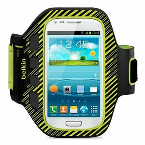 BELKIN EASE FIT PLUS SPORT RUNNING ARMBAND SAMSUNG GALAXY S3 MINI F8M546vfC02