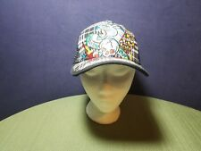 Ed Hardy Death or Glory Embroidered Stitched Mesh Adjustable Colored Ball Cap