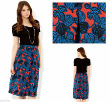 Monsoon Knee Length Floral Regular Size Skirts for Women