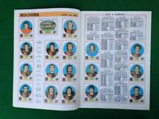 MANCOLISTE FIGURINE ALBUM CALCIATORI PANINI 1977-1978 77-78 OTTIME DA RECUPERO