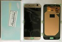 DISPLAY LCD TOUCH SCREEN ORIGINALE SAMSUNG GALAXY J7 2017 J730 SM-J730FN GOLD