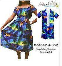 Polyester Mid-Calf Shirt Dresses