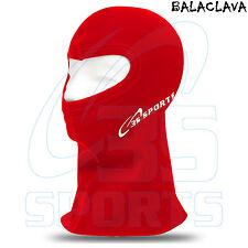 Neck Warmer Gaiter Winter Fleece Ski Mask Cycling Balaclava  Motorcycle RED