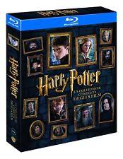 Harry Potter Komplett-Box Teil 1 bis 7.2 Blueray Neu+in Folie