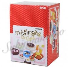 ORCARA 1/12 The Story Of Cakes Set of 8