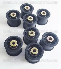 8 PC BACK SIDE IDLER WHEEL- DRUM ASSY FOR AMERICAN DRYER ADC PART # 100250
