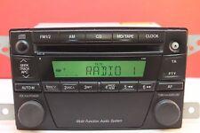 MAZDA PREMACY CD RADIO PLAYER STEREO DECODED 2195 2000 2001 2002 2002 2003 2004