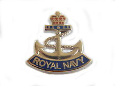 Royal Navy Anchor Lapel Pin Badge