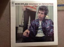 Bob Dylan Highway 61 Revisited CBS 62572 folk/pop clásica desde 1965