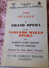 Original Operas Collectables Not Signed