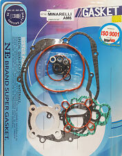 Aprilia RS50 RS 50 2006 Onwards >> Full Gasket Set / Kit Piaggio Engine