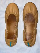 Tieks By Gravieli Women's Camel Ballet Flats Size 8