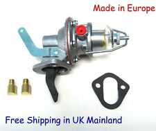 Jeep MB/GPW/M201 - Fuel Pump W/Primer Arm & Glass Bowl - A8323