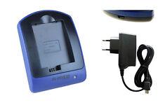 Cargador de red (USB) LP-E5 para Canon EOS 450D, 500D, 1000D / Rebel T1i, XS, Xs